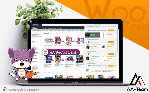 WooCommerce Amazon Affiliates - WordPress Plugin 3