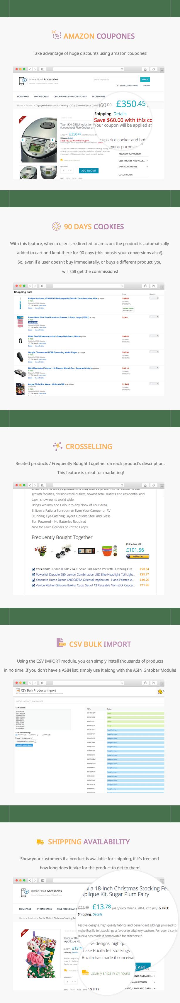 WooCommerce Amazon Affiliates - WordPress Plugin - 50