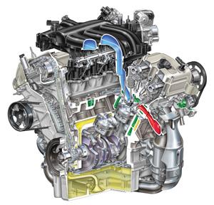 Stratus 2 7l Wiring Schematics Diagnose Ford 3 0l V6 Engine