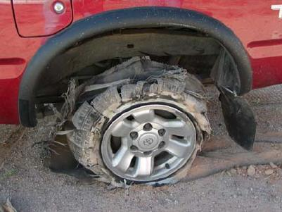 Auto Accidents Caused by Mechanical Failures