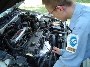 ASE Technician Certification Program
