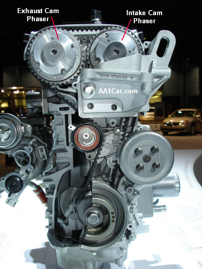 2002 ford escape exhaust diagram single phase motor wiring 4 wire variable valve timing