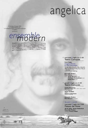 Poster - lorem ipsum, 2000 - aaa art angelica