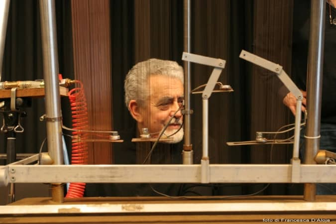 Mario Bertoncini (Photo by Francesca d'Aloja)
