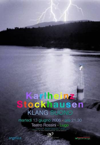 Poster - lorem ipsum, 2006 - aaa art angelica