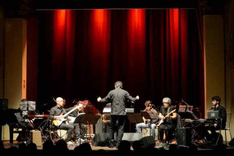 Angelica orchestrA (photo by Massimo Golfieri)