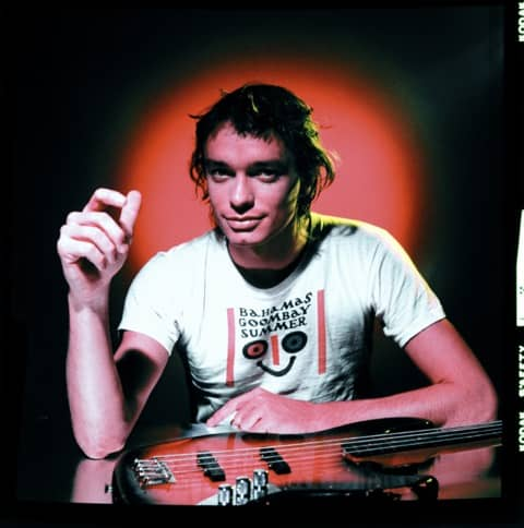 Jaco Pastorius (Photo by Don Hunstein © Sony Music Entertainement)