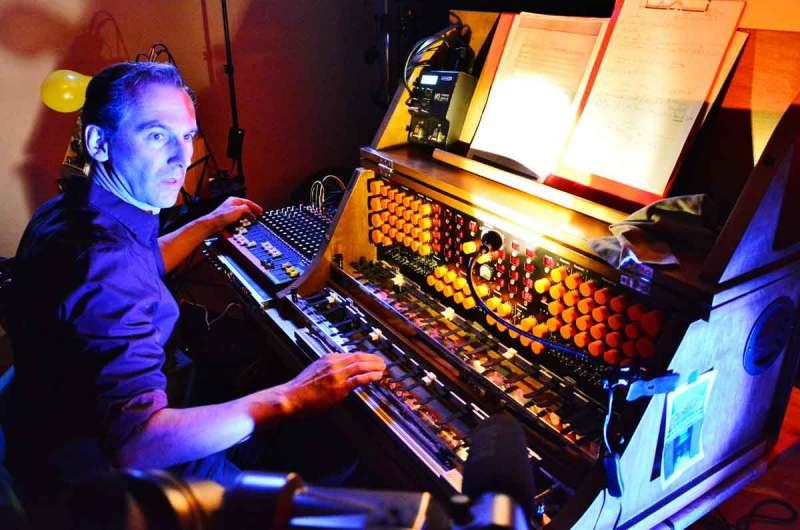 Peter Pichler (Foto di Dietmar Zwick)