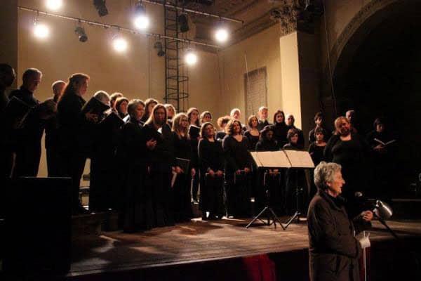 Coro Arcanto e Giovanna Marini