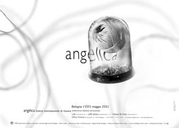 Poster - Festival AngelicA 11, 2001 - aaa art angelica