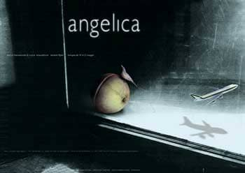 Poster - Festival AngelicA 9, 1999 - aaa art angelica