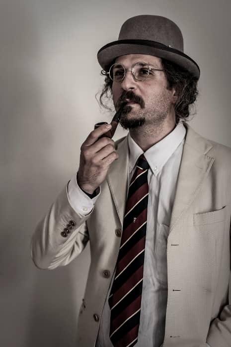 Marcello Monduzzi (Photo by Pietro Bondi)