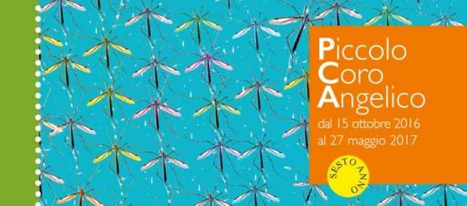 Piccolo Coro Angelico - sesto anno - 2016 > 2017