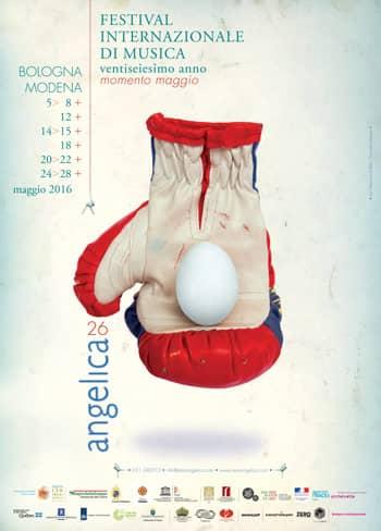 Poster - Festival AngelicA 26, 2016 - aaa art angelica