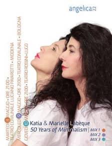 AngelicA 22 - Festival Internazionale di Musica - Katia & Marielle Labèque – 2012