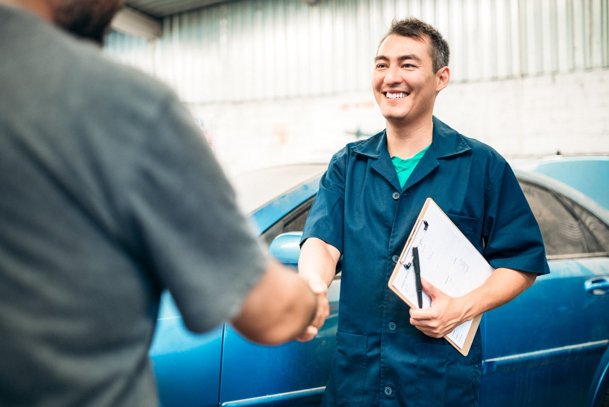 Insist On A Written Repair Estimate Aaa Approved Auto