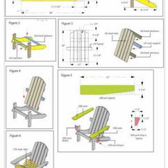 How To Build An Adirondack Chair Pillow For Bed Woodworking Mere Mortals Free Access Giant Plans