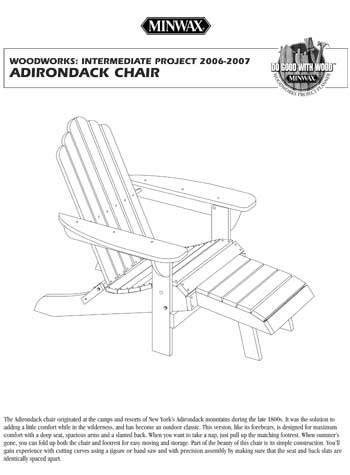 adirondack chair blueprints folding victorian free diy plans build adirondak