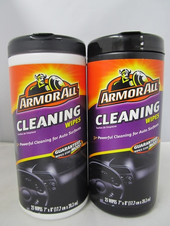 ArmorAll Cleaning Wipes Stash