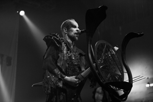 Behemoth - Photo by Sarah Tsang