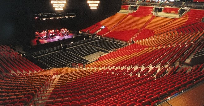 Waterfront Theatre  AmericanAirlines Arena