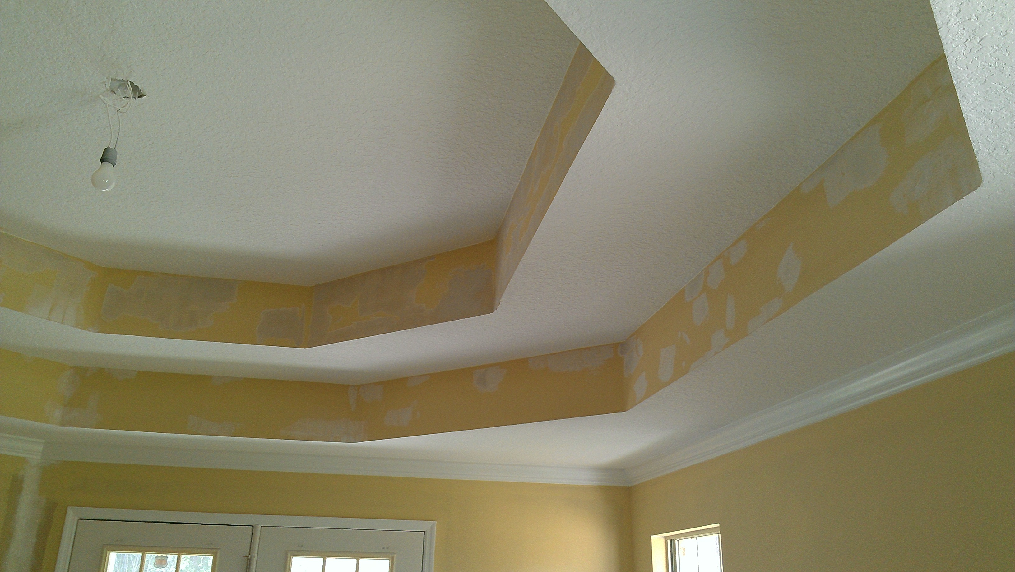 Ceiling contractor in Jacksonville, Drywall and Popcorn