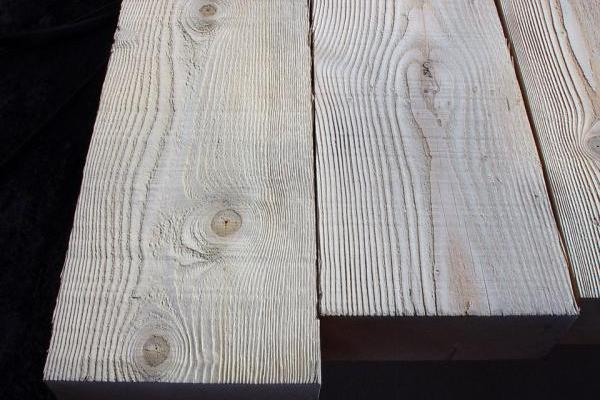 Rough Cut Timber