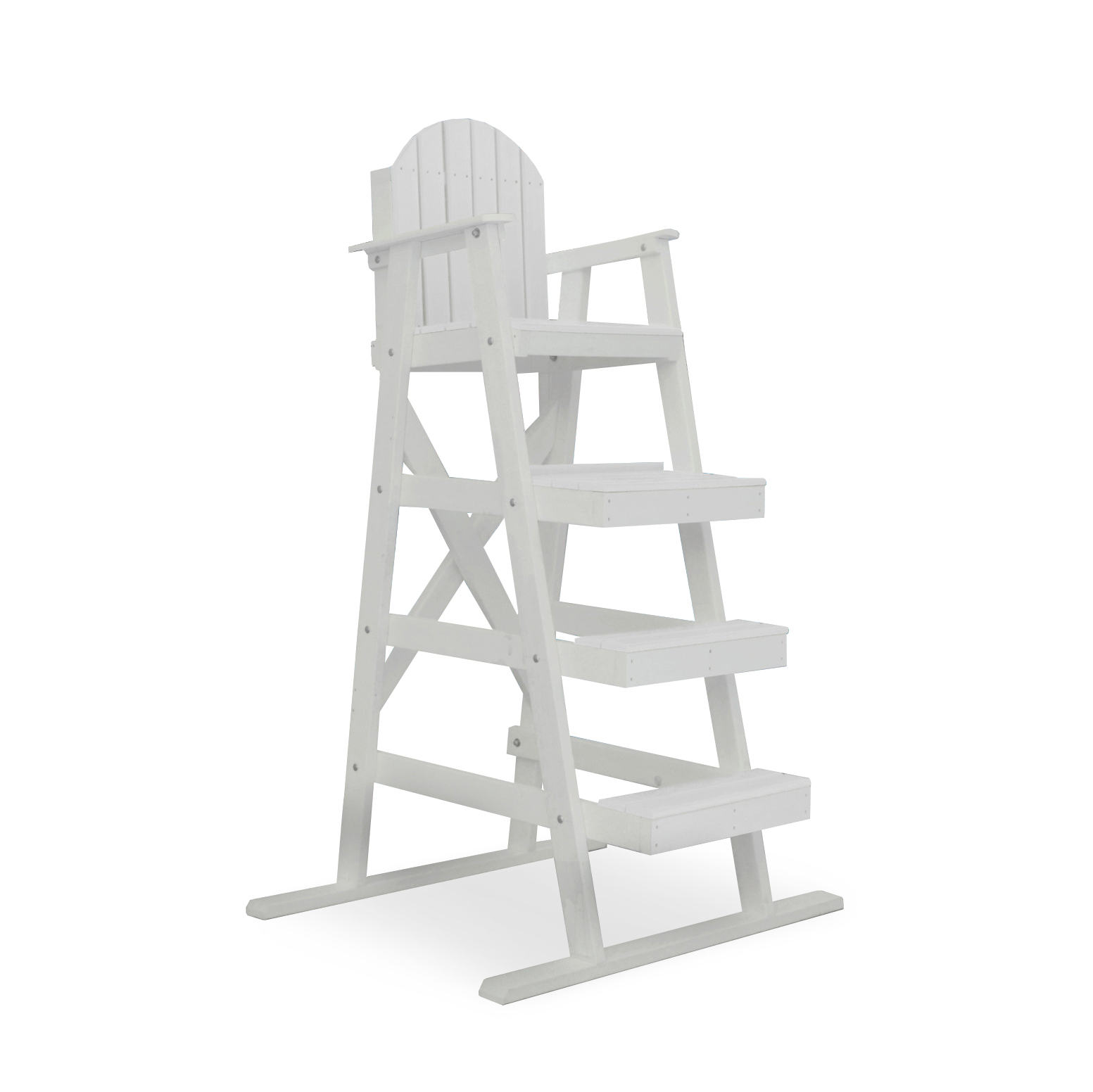 how to build a lifeguard chair room chairs designs recycled plastic by jayhawk plastics aaa