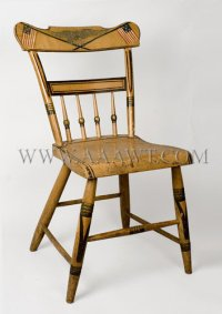 Antique Furniture_Highly Paint Decorated