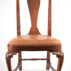 Queen Anne Side Chairs Cherry Ikea Poang Chair Review Antique Furniture_chairs, Early, Pilgrim, American