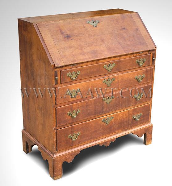 Antique Furniture_Desk Bookcase Breakfront