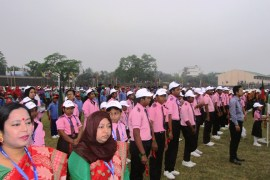 Alauddin Ahmed Cadet Academy Participate National Day of Bangladesh – 2018