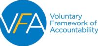 Image: Voluntary Framework of Accountability (VFA) logo