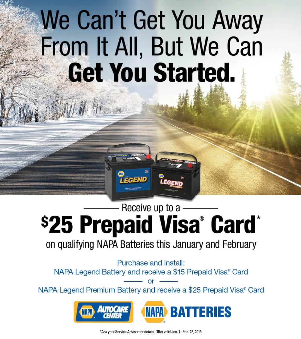 medium resolution of now is a good time to visit advanced auto clinic in delavan for a battery check and receive up to 25 back through a prepaid