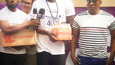 Photo of Kwaw Kese To Feed 1000 Inmates On Valentine's Day