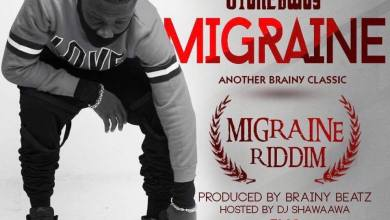 Photo of LYRICS: Stonebwoy – Migraine