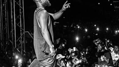 Photo of I'm Married To A Krobo Lady, So It Will Be Unwise To Diss Them – Sarkodie