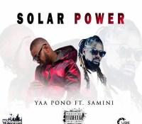 Yaa Pono – Solar Power Ft. Samini