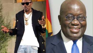 Photo of His Excellency Nana Akuffo Addo Personally Invites Shatta To Dine With Him