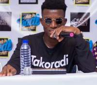 Kofi Kinaata Meets The Press Ahead Of His 'Made In Taadi' Concert