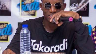 Photo of Kofi Kinaata Meets The Press Ahead Of His 'Made In Taadi' Concert