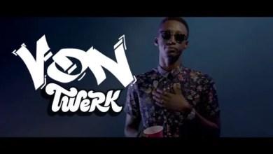 Photo of Rapper Von 'Twerk' Breaks Wendy Shay's Records On Youtube, Hits 135K Views In 24 Hours.