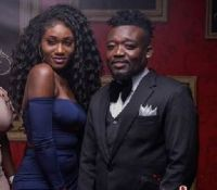 Bullet is my dad, he can't 'sleep' with me – Wendy Shay
