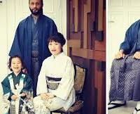 Wanlov Shares Lovely Photos Of His Japanese Baby Mama And Son