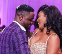 Tracy Sarkcess Shares Her Journey With Sarkodie In A One-Minute Video As Part Of Her #10yearschallenge