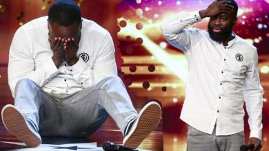 Photo of VIDEO: Comedian Kojo gets Simon Cowell's 'Golden Buzzer' at Britain's Got Talent 2019