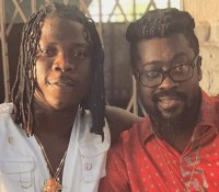 Yahoo Entertainment features Stonebwoy for his collab with Beenie Man