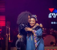 Becca's Mother Exposes Singer's Nigerian Husband After He Called Her A Witch(Video)