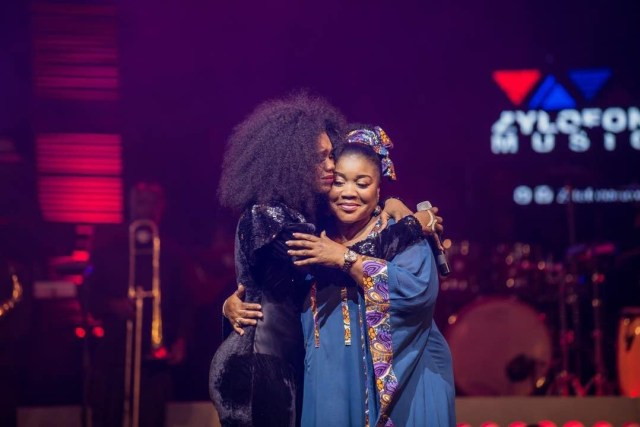 Photo of Becca's Mother Exposes Singer's Nigerian Husband After He Called Her A Witch(Video)