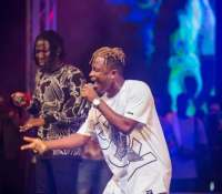 Kelvynboy reacts to Stonebwoy unfollowing him on Instagram